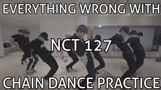 Baixar EVERYTHING WRONG WITH NCT 127 CHAIN DANCE PRACTICE
