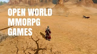 10 Open World MMΟRPG Games (PC)