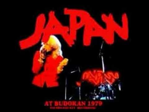 Ballad-Suburban Berlin - JAPAN  at BUDOKAN in TOKYO 1979