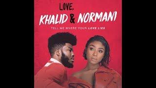 Love Lies (Instrumental) (Audio) - Khalid & Normani