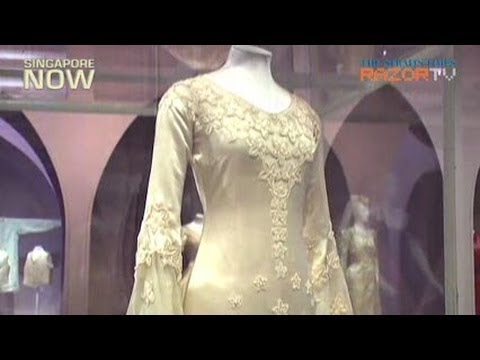 The wedding dress that stopped traffic
