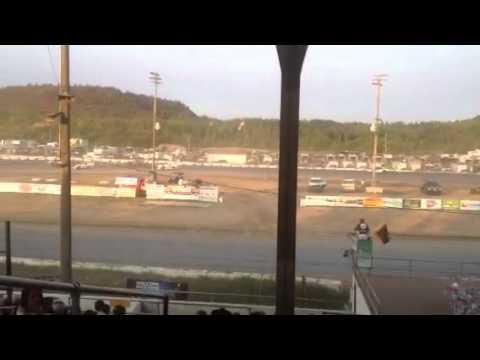 Hibbing Raceway.