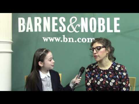 Shayna Interviews Mayim Bialik