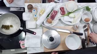소고기덮밥,소고기양념튀김생방송(하쌤의일식조리기능사 20…