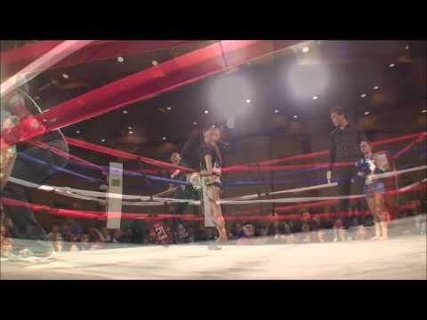 5150 FightWear Presents  Jennifer Tung vs Miranda Cayabyab