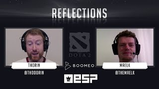 'Reflections' with Maelk (Dota2)