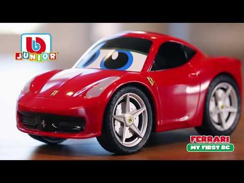 BB Junior Ferrari My First RC