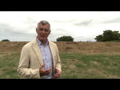 Kerroogarroo: A Civil War era fort in the Isle of Man