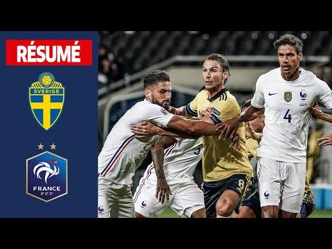 Sweden France Goals And Highlights