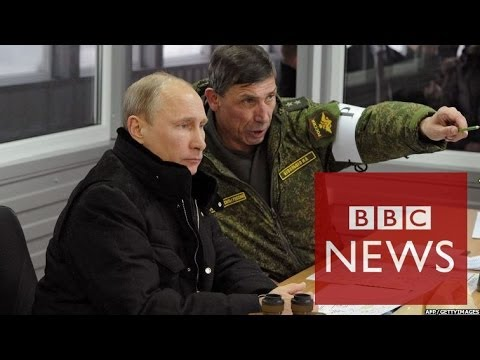 Crimea Crisis: 'Putin is overreaching' - BBC News