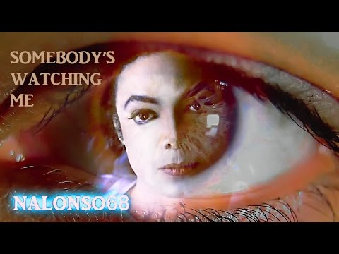 Michael Jackson - Somebody's Watching Me ( Delnaja remix)