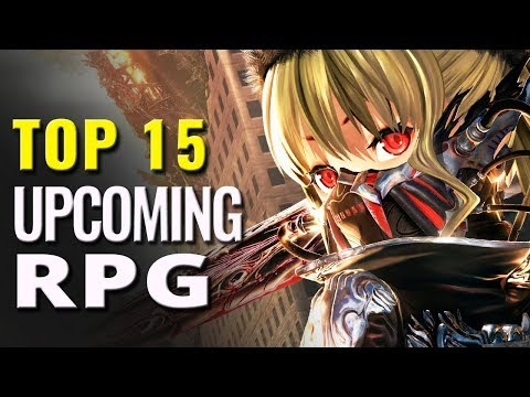 Top 15 Upcoming RPG Games of 2017-2018 | Best New Role-playing games for PC, PS4, Switch, XB1