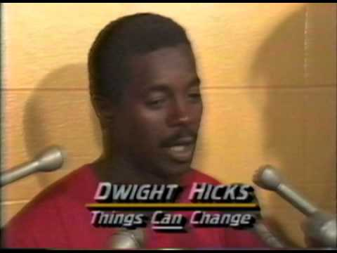 October 1986 - Dwight Hicks Signs with the Indianapolis Colts