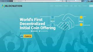 NEW dICO GUY CHECK IT OUT Blocnation ( BNTN TOKEN )