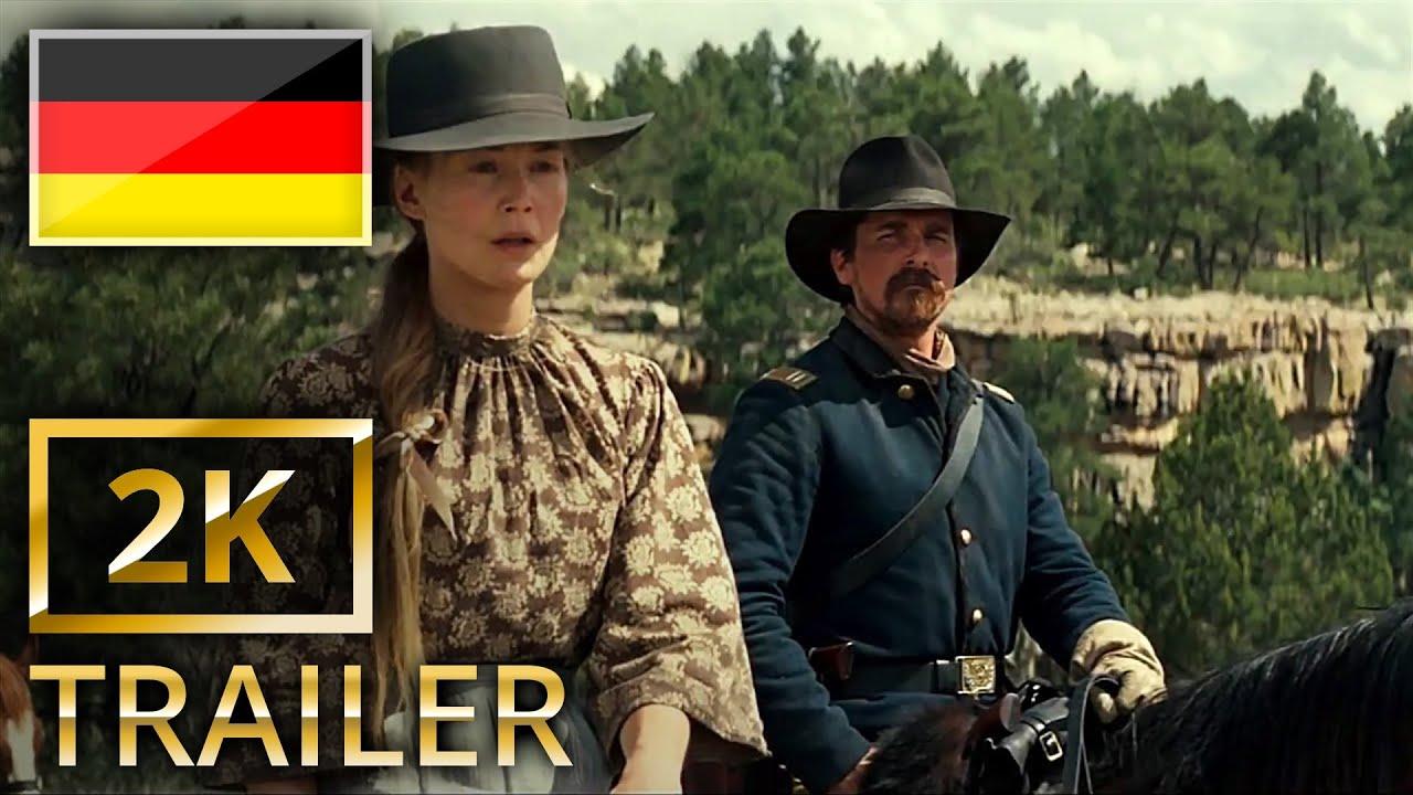 Download Feinde - Hostiles - Offizieller Trailer 1 [2K] [UHD] (Deutsch/German)