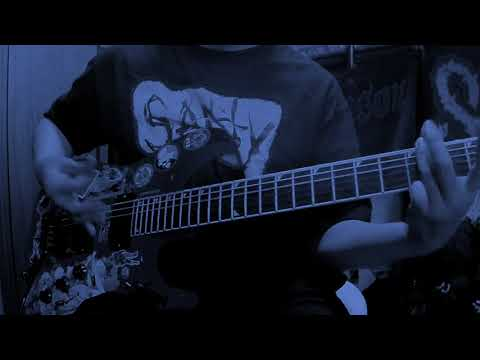Seth Rollins Theme - Burn It Down【Guitar cover】