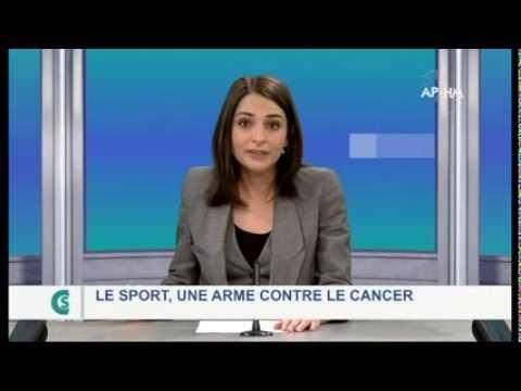 Le sport, une arme contre le cancer - C la Santé