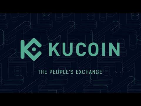 KuCoin CEO Johnny Lyu Livestream