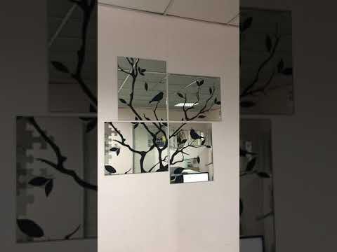 Зеркало Стекло 2