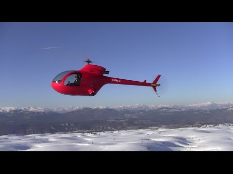 Fama Helicopter K209M Ultra light turbine helicopter two seats