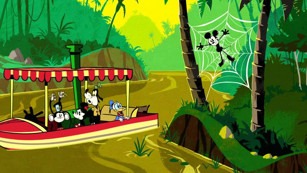 Mickey Mouse Shorts - Mickey Monkey | Official Disney ...