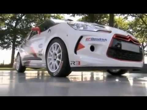 CITROEN DS3 WRC 2011 Tests Daniel Sordo