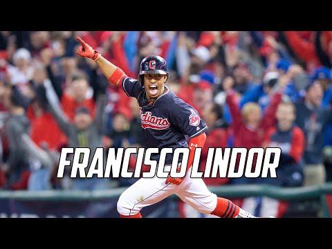 MLB | Mr. Smile - Francisco Lindor Highlights