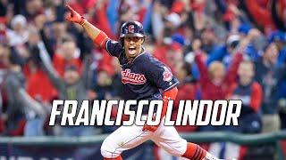 MLB   Mr. Smile - Francisco Lindor Highlights