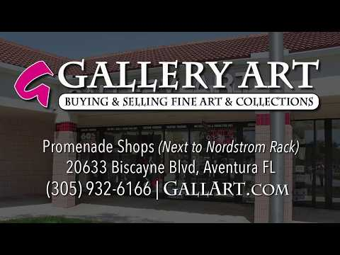 Gallery Art: The Largest Fine Art Gallery in Florida