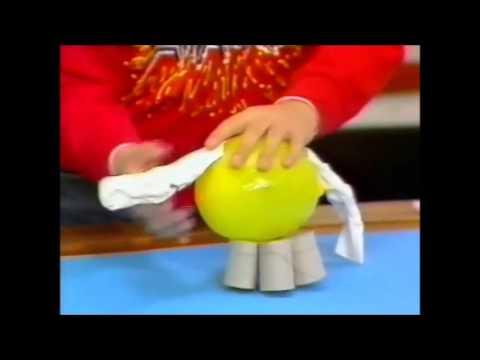 Art Attack Series 5 Episode 1 1993 Clip 49 A Dinosaur Bank