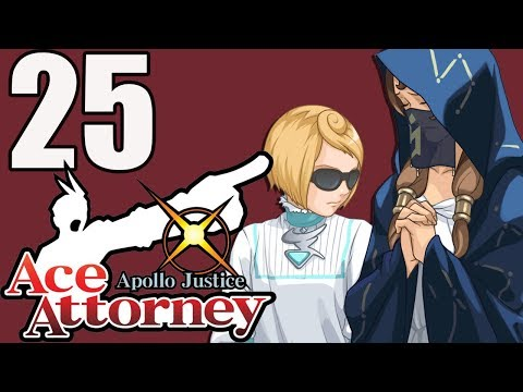 Ace Attorney: Apollo Justice (Blind) -25 - More Truths Revealed