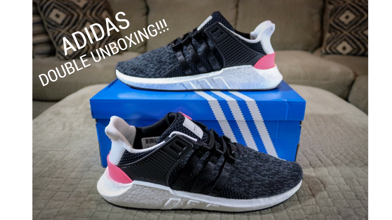 d1cb9b4b089 OTTOMAN BOX OPENINGS - Boost Overload!!! Double Adidas Unboxing ...