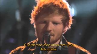 Ed Sheeran - Photograph (legendado) thumbnail