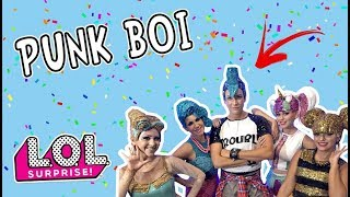 Música Lol Surprise - Magia de dançar (Punk Boi) - Cia Era Uma Vez