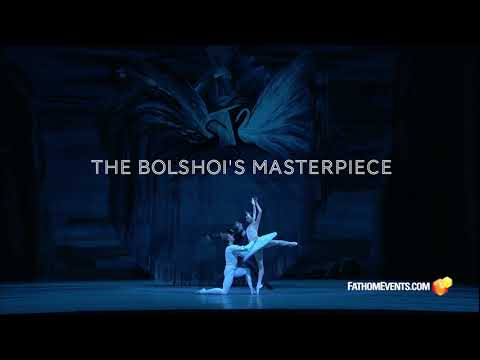 Bolshoi Ballet Summer Encore: Swan Lake Trailer