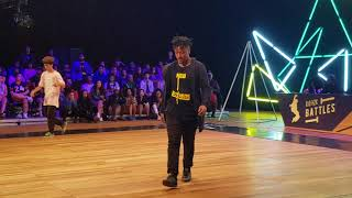 Guilherme SAPO vs. Wellington Tutty   Hip-Hop Final   Rio H2K Battles 2018
