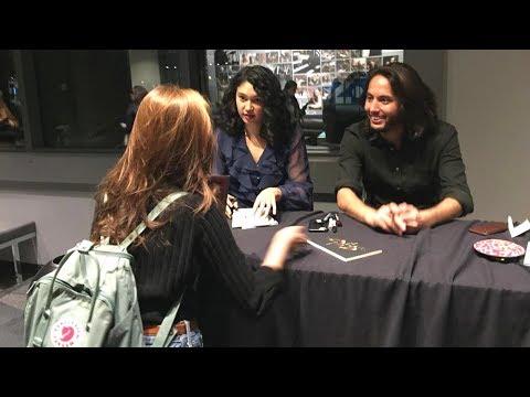 Meeting Sarah Kay and Phil Kaye in Toronto!   Carel Gics Ep.
