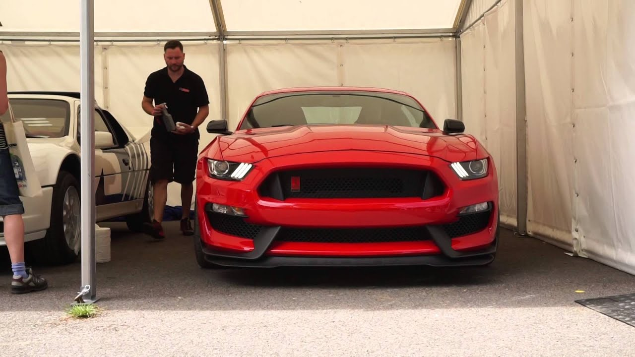 2016 shelby gt350 sounds goodwood fos youtube. Black Bedroom Furniture Sets. Home Design Ideas