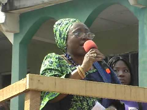 Bisi Fayemi Local Government Tour to Ekiti South-West Local Government Area