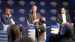 أخبار اقتصادية: انطلاق أعمال المنتدى الاقتصادي العالمي في دافوس