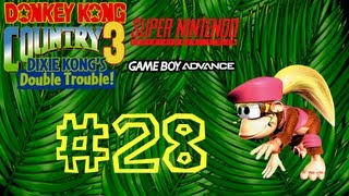 Donkey Kong Country 3 -- Part 28: Krack-Shot Kroc - SNES & GBA