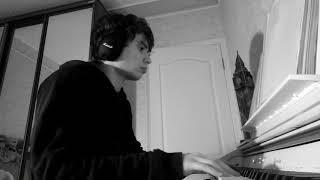 Ben Howard - I Forget Where We Were (piano cover)   Nikita Bocharov