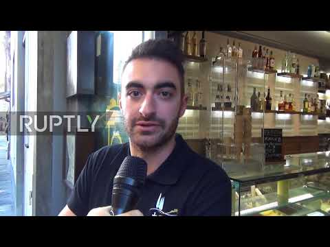 Italy: Spanish tourist killed by falling masonry in Florence's famed basilica
