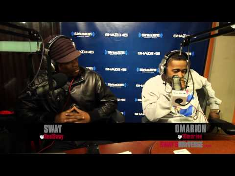 Omarion Talks About His Favorite Position When Answering Questions From Sway's Mystery Sack