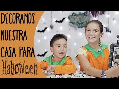 Ideas Para Decorar La Casa En Halloween Juegos Y Juguetes En