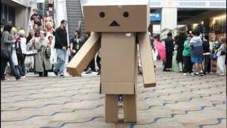 TRIBUTE TO WORLD ORDER: MACHINE CIVILIZATION - METROCON 2012