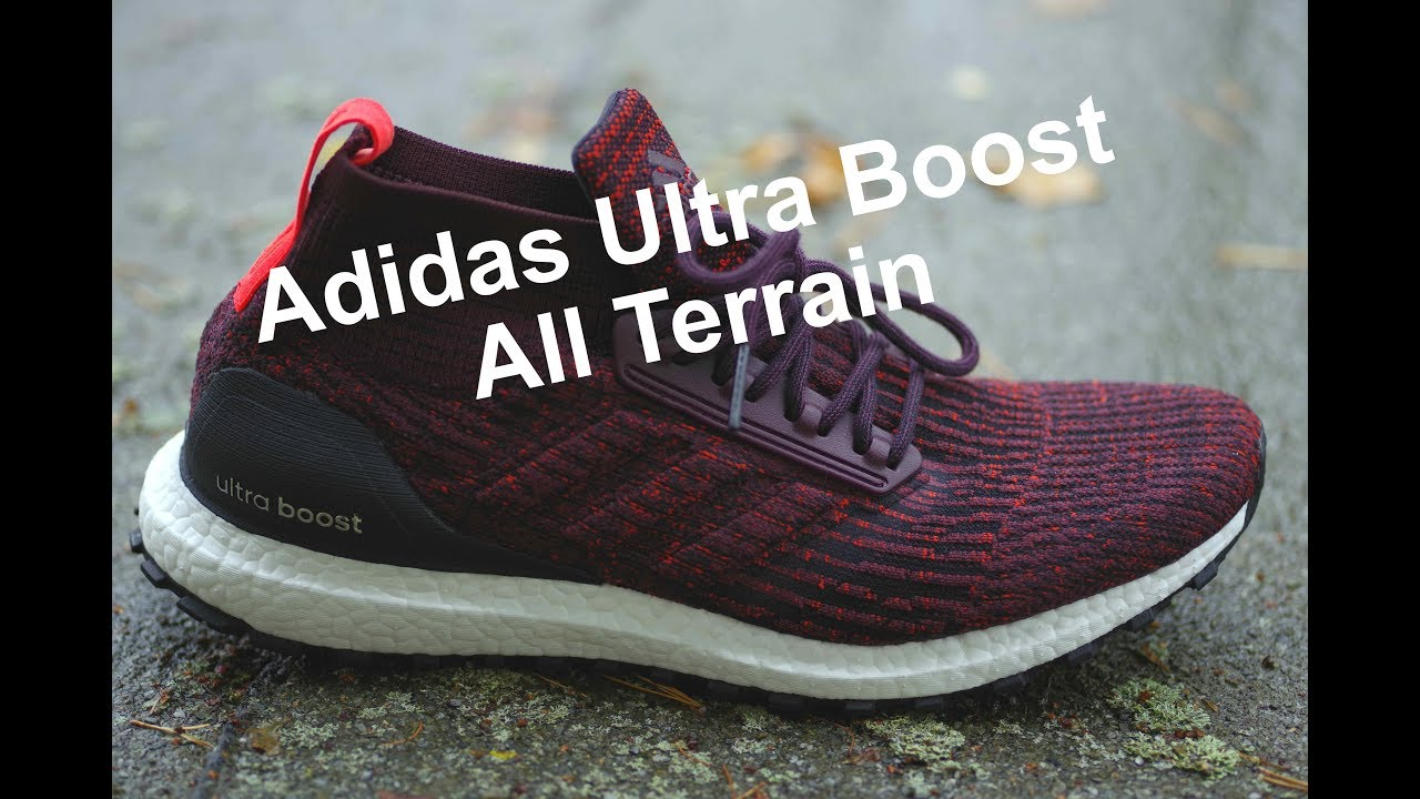 Adidas ultra rubano terreno revisione 5 deutsch su youtube