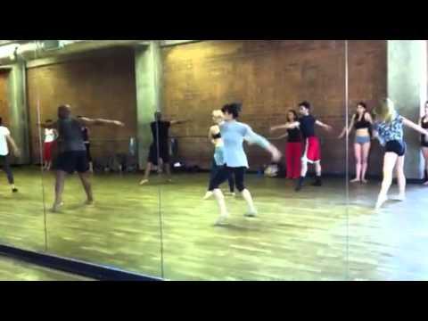 Malaya Choreography - One Last Cry