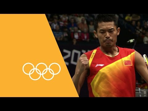 The History Of Badminton | 90 Seconds Of The Olympics - Olympics  - nS-zvfMR7JQ -