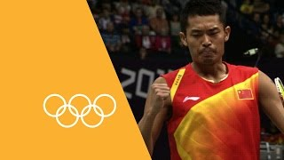 The History Of Badminton | 90 Seconds Of The Olympics